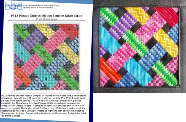 January 2011 Needlepoint Kits And Canvas Designs