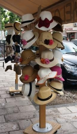 Hats in France