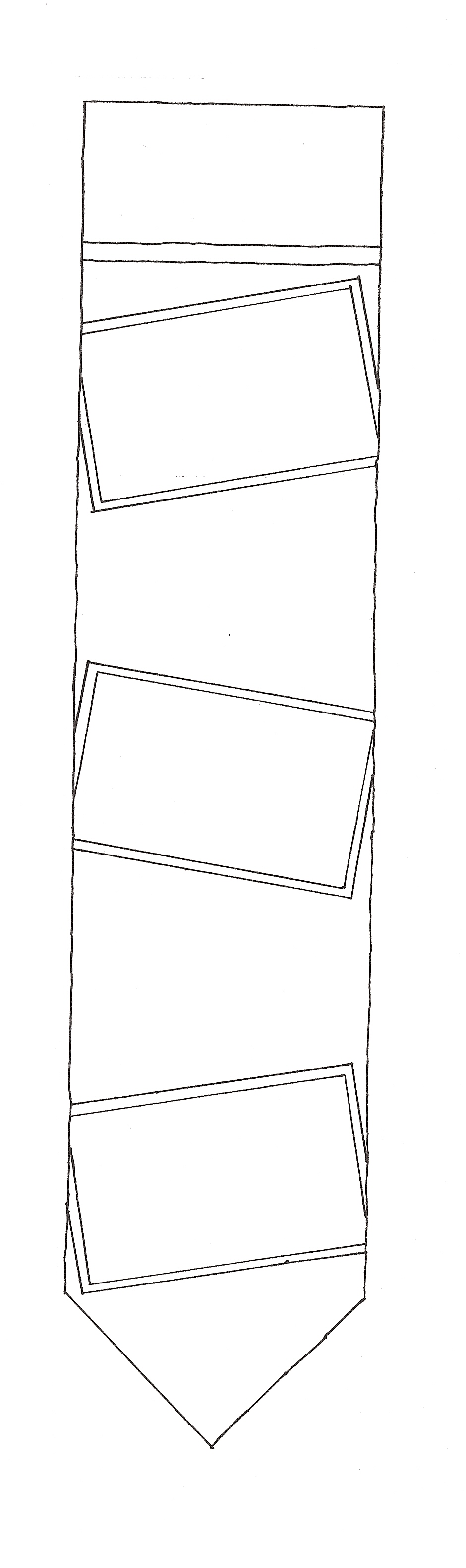 Bell Pull Template