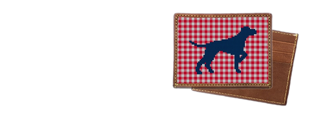 Needlepoint Card Wallets