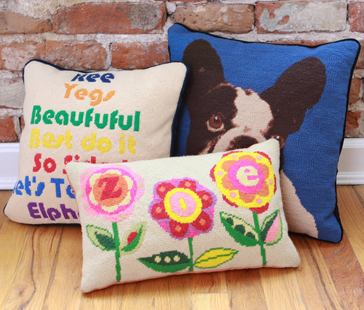 create a custom pillow