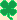 irish four leaf clover