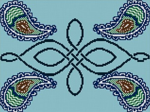 celtic knot pillow webshot