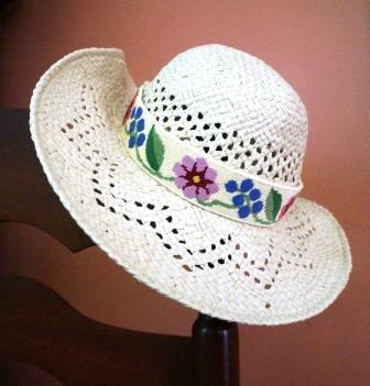 Girl's Hat web
