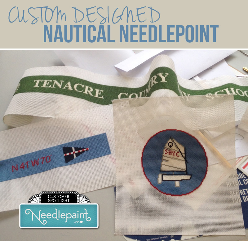 Nautical Needlepoint