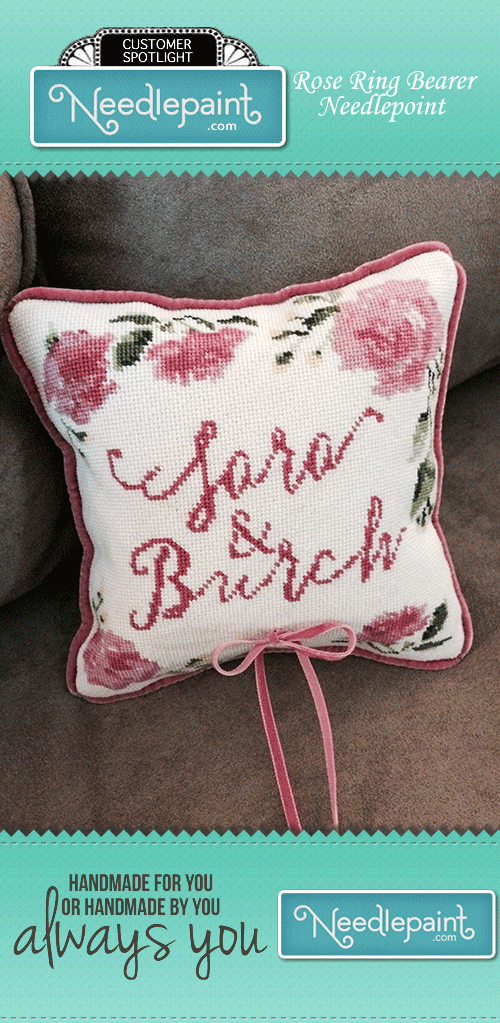 rose-ring-bearer-pillow