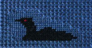 Loon in Long-armend Cross