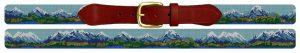 NeedlePaint Rocky Mountains