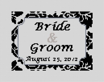 Personalized Needlepoint Canvas