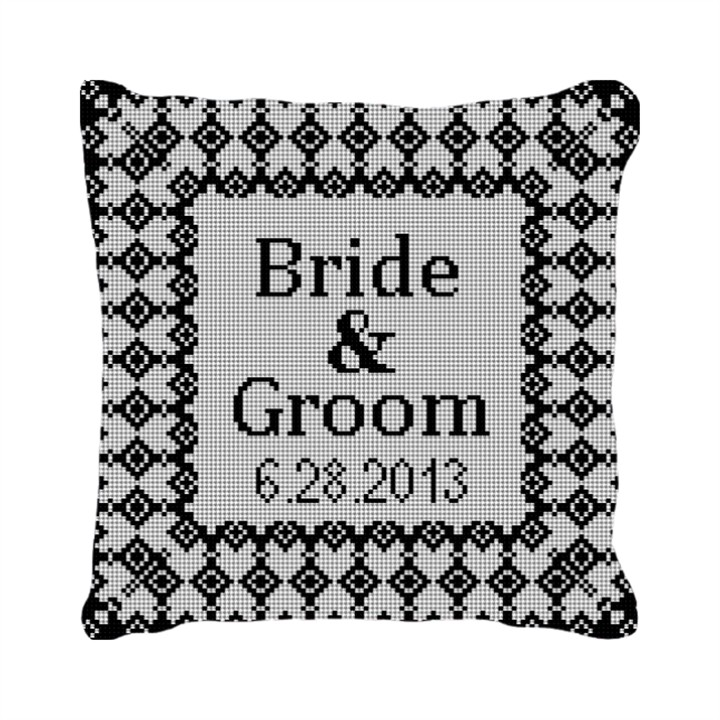 Grenelle Custom Ring Bearer Pillow