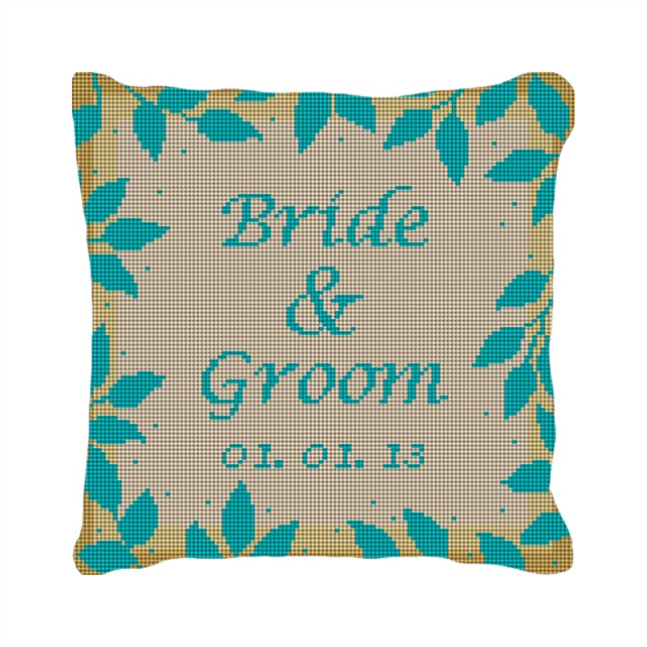 Telluride Custom Ring Bearer Pillow
