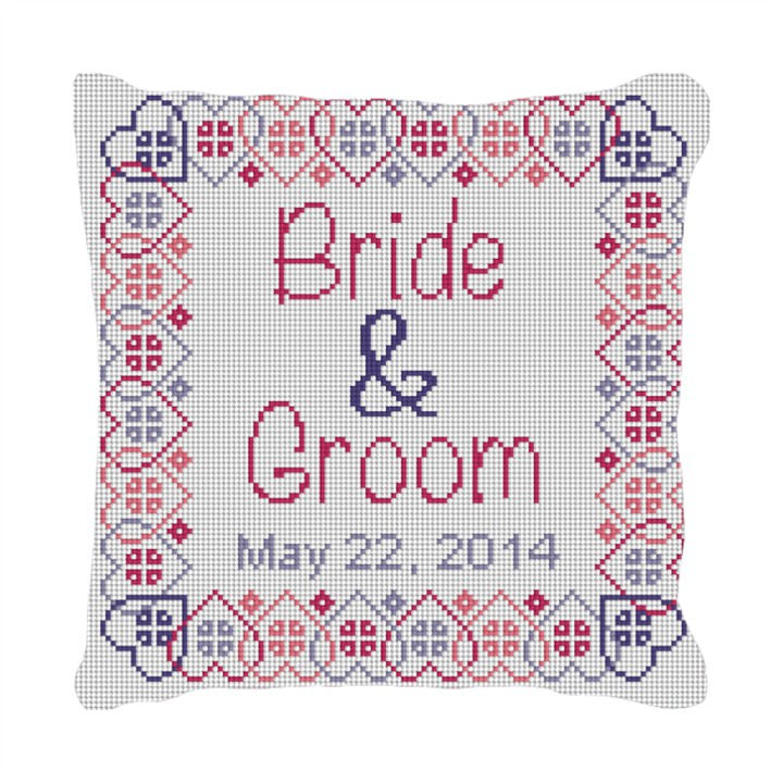 Salo Wedding Ring Bearer Pillow
