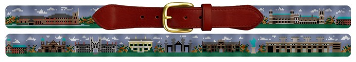 Princeton University Needlepoint Belt