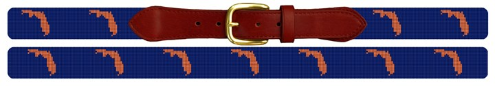 Florida State Needlepoint Belt