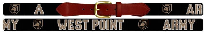 West Point USMA Needlepoint Belt