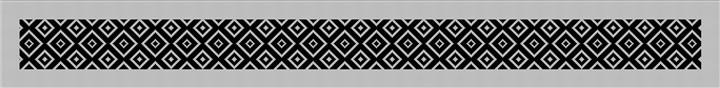 Diamonds Purse Guitar Strap Needlepoint Canvas