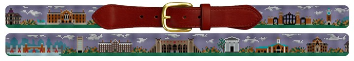 Providence Rhode Island Needlepoint Belt Canvas