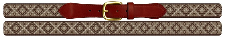 Hera Needlepoint Belt