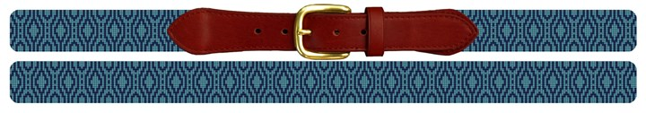 Vesta Needlepoint Belt