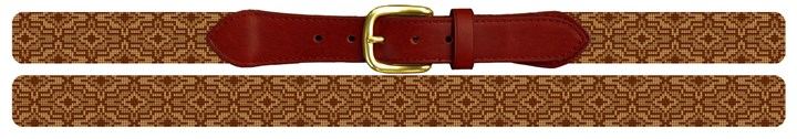 Ares Needlepoint Belt