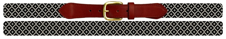 Juno Needlepoint Belt